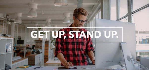 Why Your CEO Should Invest in Standing Desks