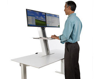 Stand While Working