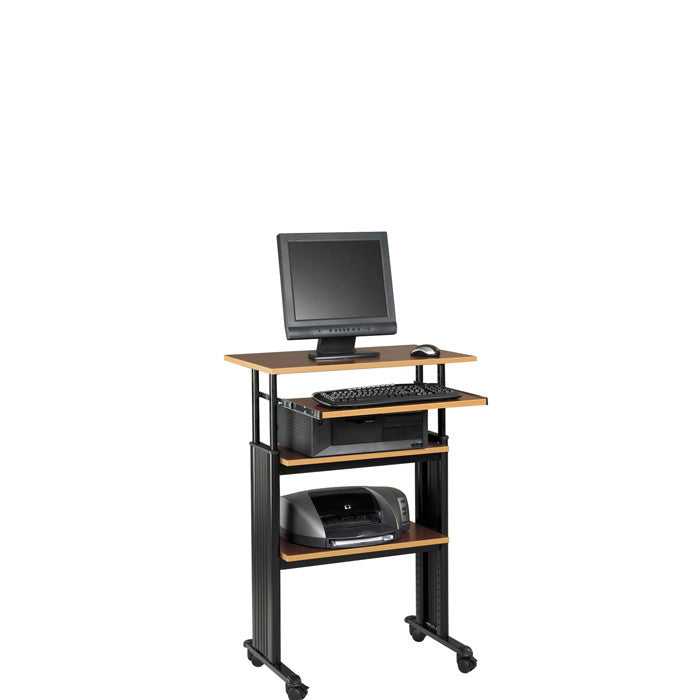Muv stand up office desk stand while working - Stand up office desk ...
