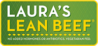 Laura's Lean Beef logo