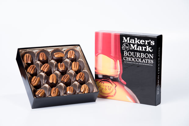 Maker's Mark Chocolate Bourbon Balls (16 Count)