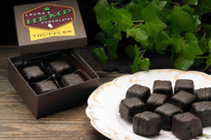 Laura's Hemp Chocolate - Hemp Dark Chocolate Truffles