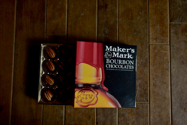 Maker's Mark Bourbon Balls
