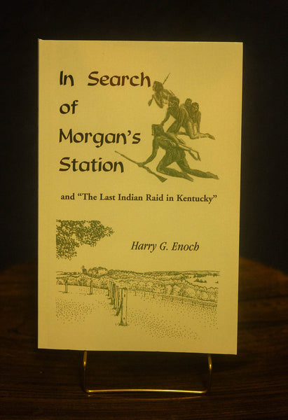 Books About Kentucky by Harry Enoch