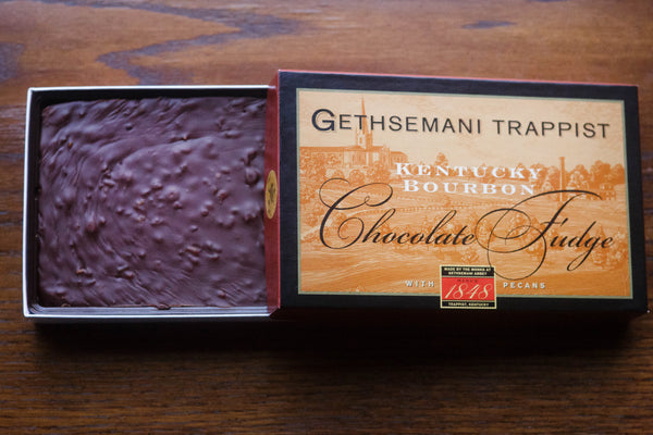 Trappist Kentucky Bourbon Chocolate Fudge