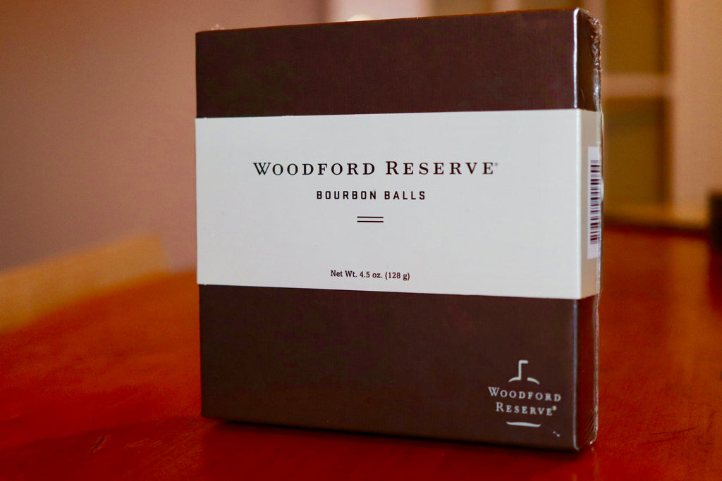 Woodford Reserve Bourbon Balls - 9 piece box, or in bulk