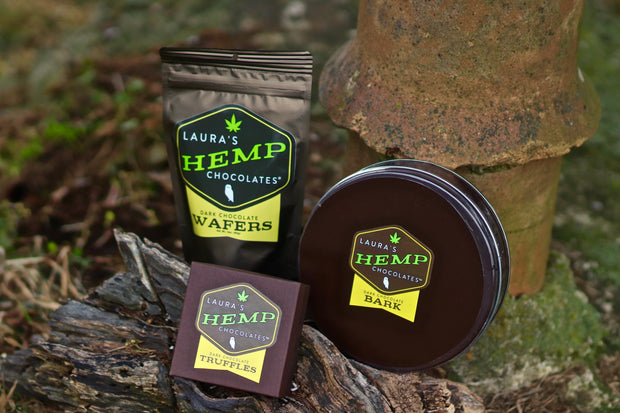 Laura's Hemp Chocolate Cases