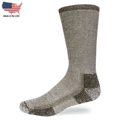 Foot Comfort Cozy Bear Crew Socks
