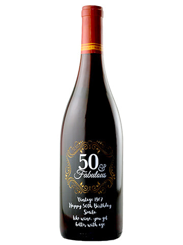Mark West Pinot Noir - Fifty and Fabulous
