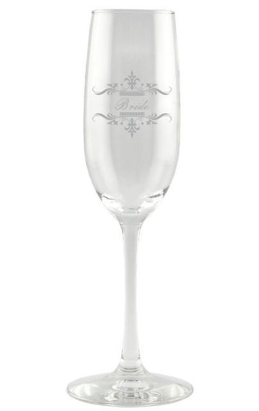 Champagne Flute - Wedding Party