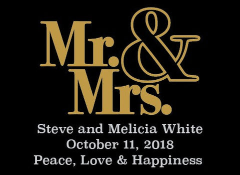 Mini Barefoot Chardonnay - Mr. and Mrs. Modern Mini