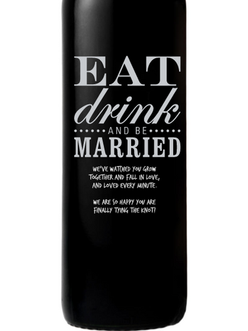 Extra Virgin Olive Oil - Eat Drink and Be Married