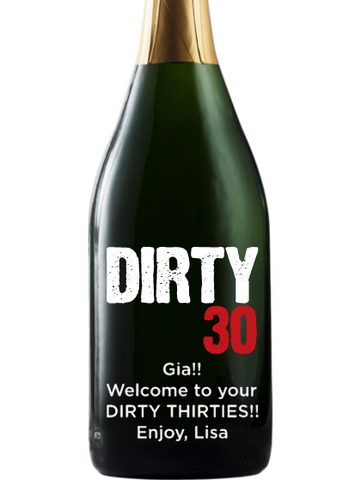 California Champagne - Dirty 30