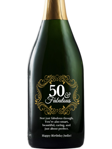 California Champagne - Fifty and Fabulous
