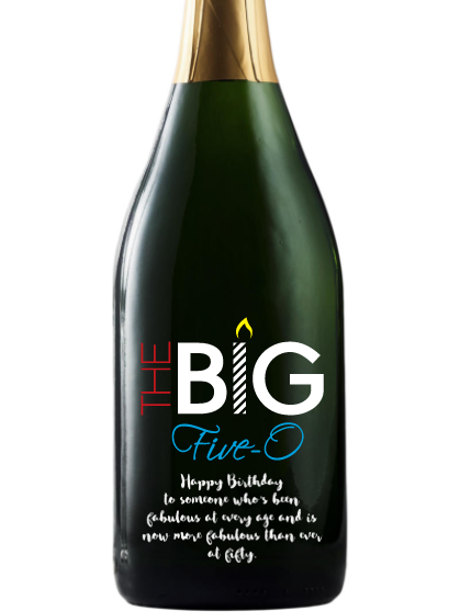 California Champagne - The Big Five-O