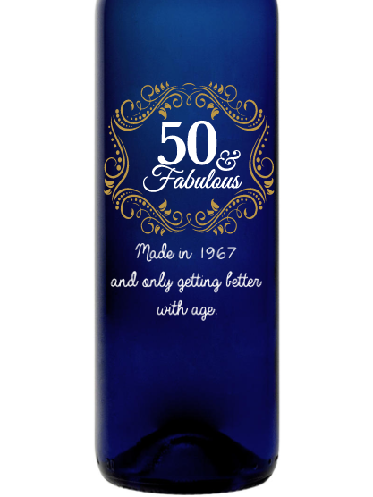 Bartenura Moscato - Fifty and Fabulous
