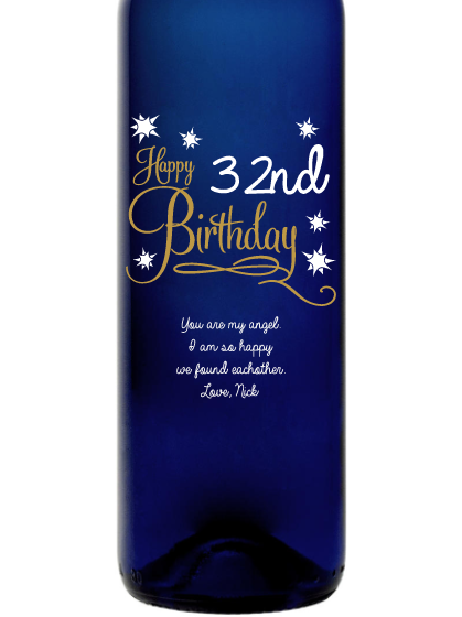 Bartenura Moscato - Happy Birthday Stars