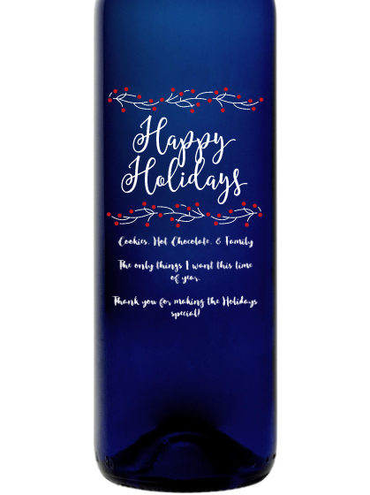 Bartenura Moscato - Happy Holidays Berries