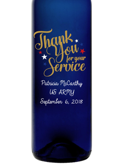Bartenura Moscato - Thank You for your Service