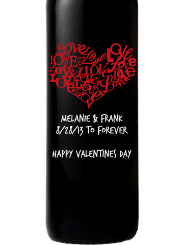 Stag's Leap Artemis Cabernet - Heart of Love