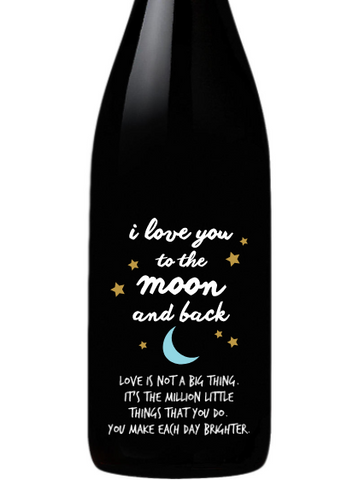 Mark West Pinot Noir - Moon and Back Stars