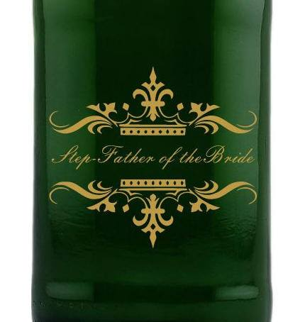 Mini Sparkling Grape Juice - Traditional Wedding Party