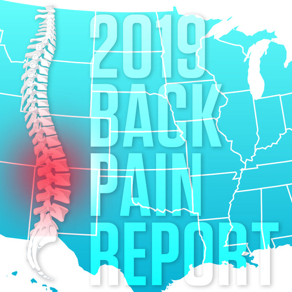 Our 2019 Chronic Back Pain Report