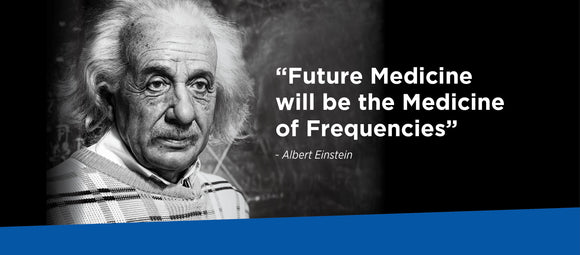 Future Medicine will be the Medicine of Frequencies