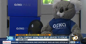 Oska Wellness donates devices to animal hospitals supporting bushfire crisis in Australia