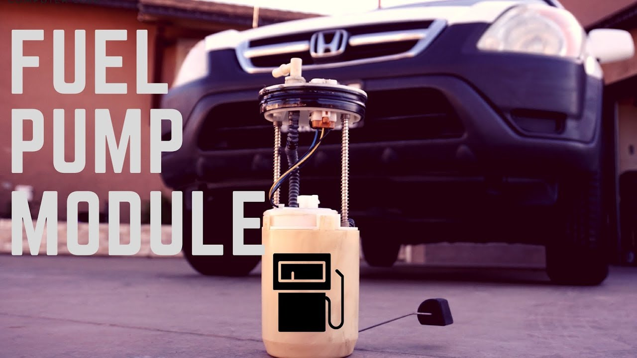 How to Change the Fuel Pump on Any Honda