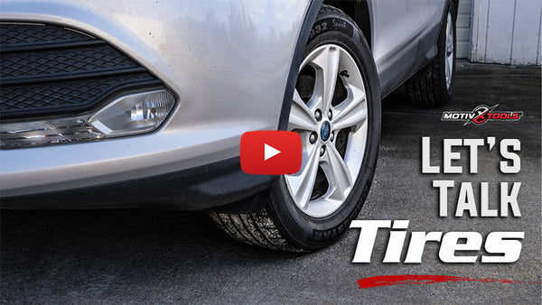 Tip #2 - Let's Talk Tires