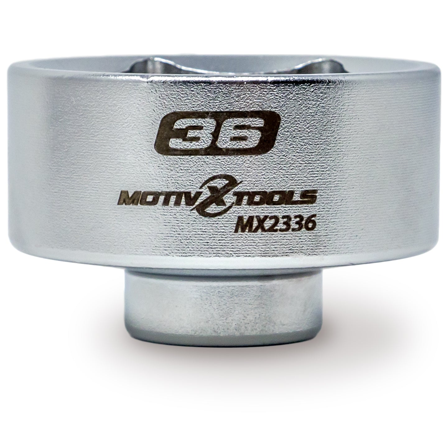 36mm Low Profile Oil Filter Socket