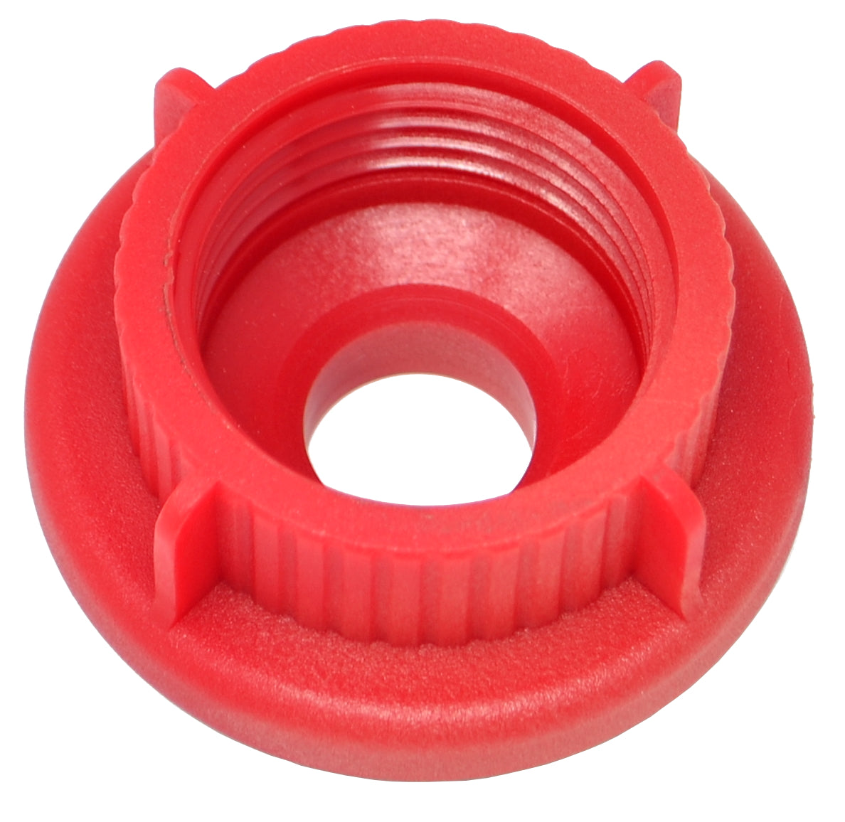 MX2301A1 Advanced Engine Oil Funnel Adapter Only - Toyota & Lexus Half Turn Top Down View