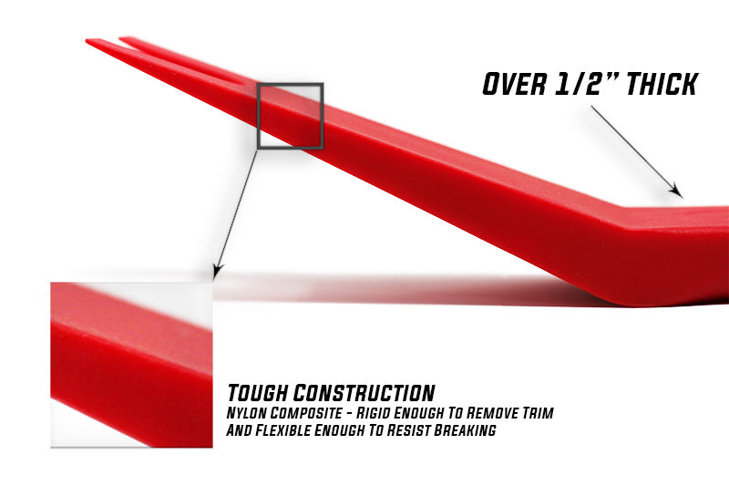 MX2603 - Trim Commander Tough Construction