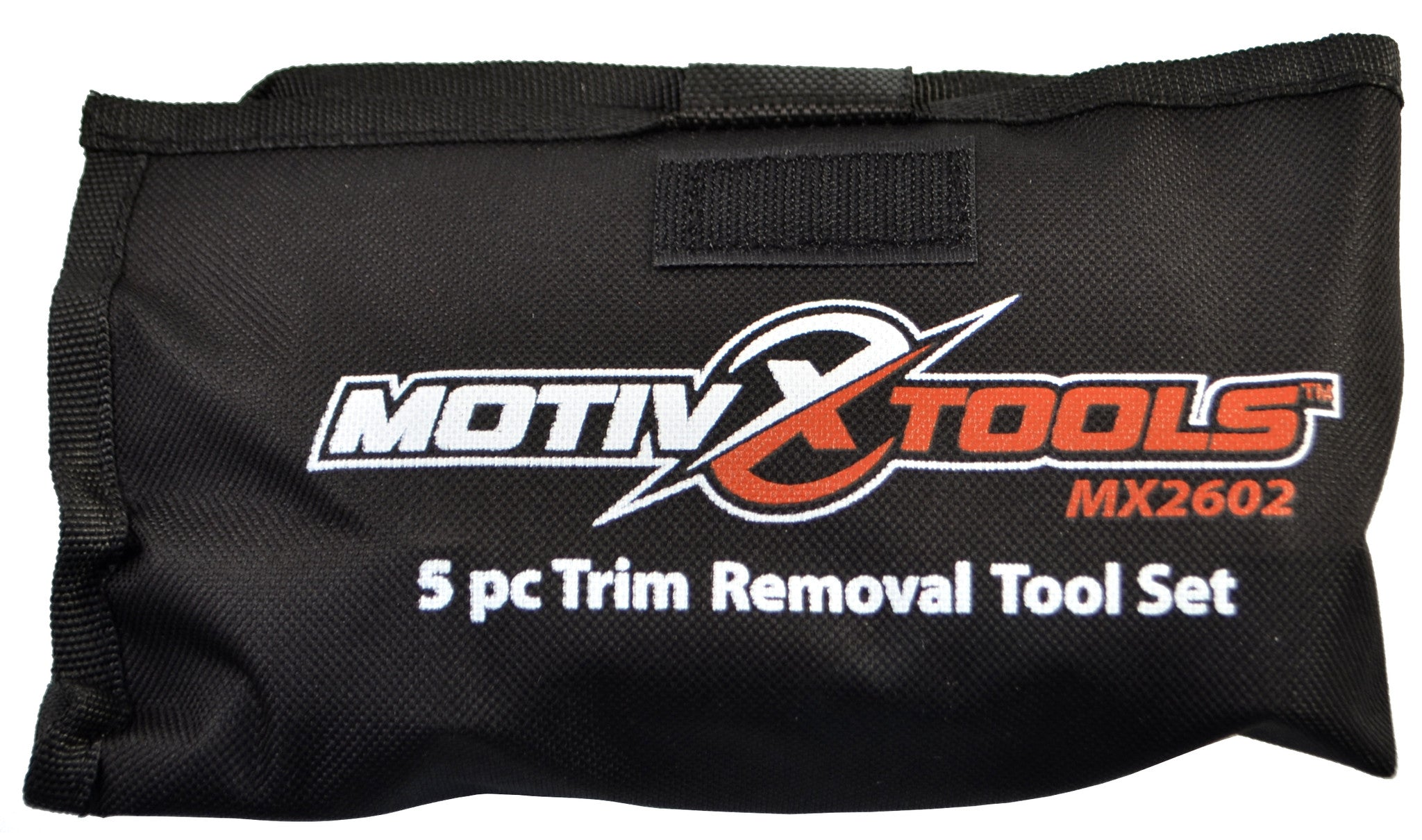 MX2602 5pc Trim and Panel Removal Tool Set Case