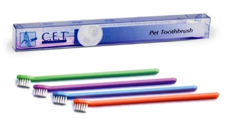 Virbac 10352 C.E.T. Pet Toothbrush - Peazz Pet