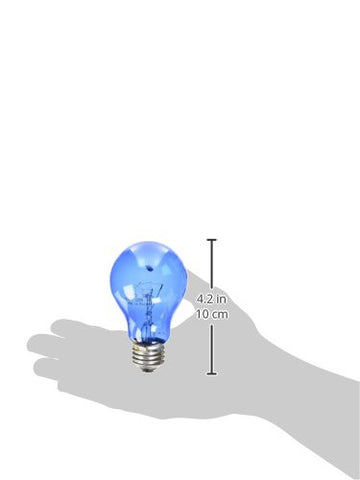 40 Watt Daylight Blue Inc Reptile Bulb (DB-40)