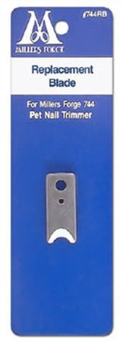 Millers Forge 16862 Replacement Blade For Millers Forge Guillotine Style Nail Clipper 744RB - Peazz Pet