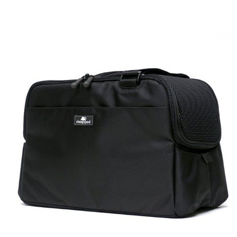 Sleepypod Atom AT-BLK Metro Pet Carrier (Jet Black) Small