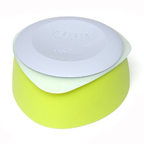 Sleepypod Yummy Bowl Set YB-LIM-S (Key Lime) Small