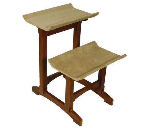 Craftsman Series MH17201 Double Seat Cat Perch - Peazz.com