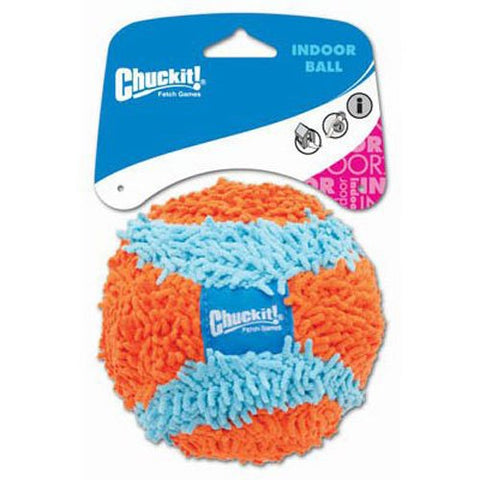 Petmate PTM213201 Chuckit Indoor Ball Dog Toy