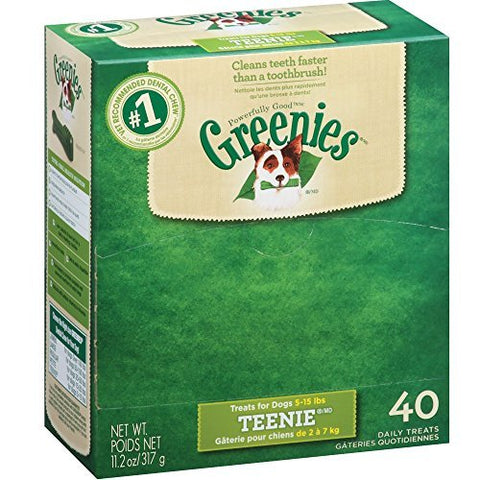Greenies Teenie 24 Treats - Peazz Pet