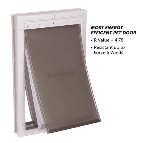 PetSafe PPA00-10986 Extreme Weather Door (Large)