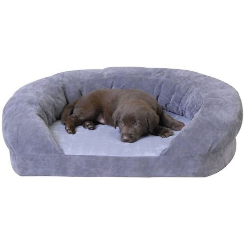 K&H Pet Products KH4712 Ortho Bolster Sleeper Pet Bed
