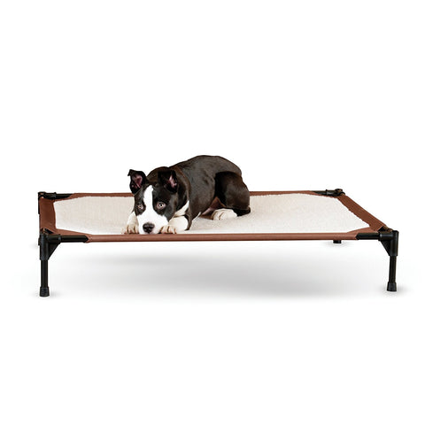 K&H Pet Products KH1651 Self-Warming Pet Cot Cover