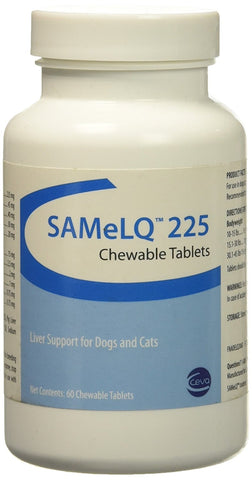 S-Adenosyl-225 [SAMe] For Dogs and Cats, 60 Tablets