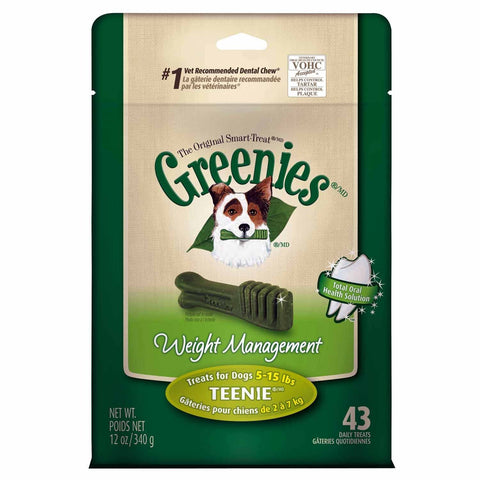 Greenies Teenie 43 Treats - Peazz Pet
