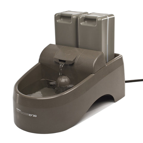 PetSafe DDOG-INOUT Drinkwell Outdoor Dog Pet Fountain 3.5 gallons - Peazz.com