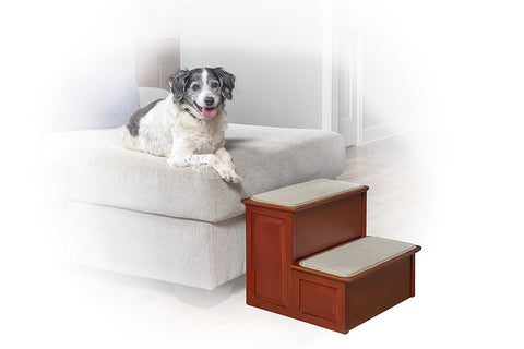 Mr. Herzher's MH15201 Decorative Pet Step - 2 Step - Peazz.com